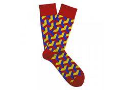 Soxit Barevné ponožky SOXIT - 3D