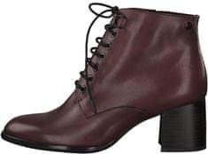 s.Oliver Dámské kotníkové boty Bordeaux 5-5-25104-23-549