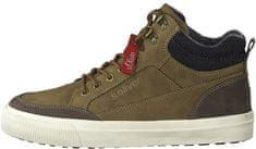 s.Oliver Pánske členkové topánky Brown 5-5-15224-23-300