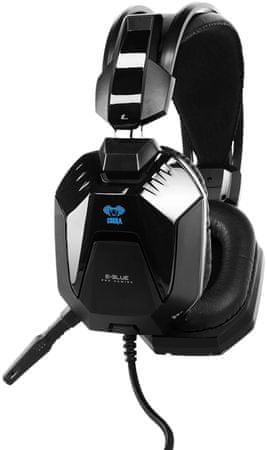 E-Blue Cobra H 948, fekete (EHS948BKAA-IY)