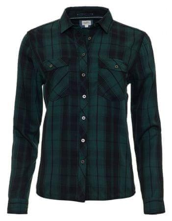 Pepe Jeans koszula damska Alejandra XS zielona