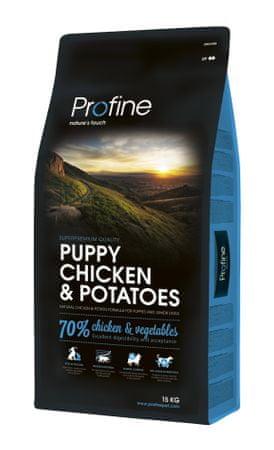 Profine Puppy Chicken & Potatoes 15 kg