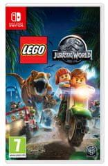 Warner Bros LEGO Jurassic World igra (Switch)