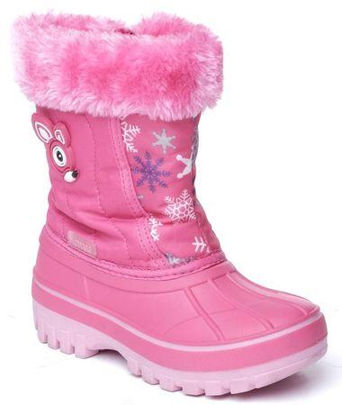 Wink dívčí sněhule 26 růžová