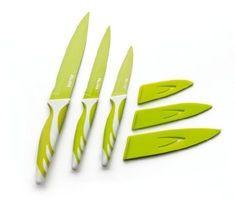 Ibili Sada nožů - 8,5cm, 12,5cm a 15cm