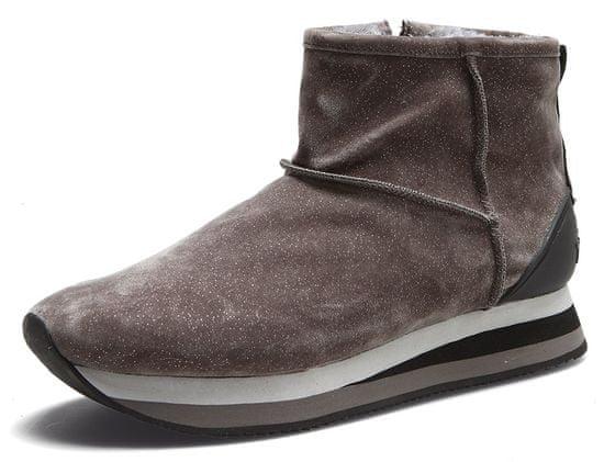 Wrangler dámská kotníčková obuv WL92643A 36 šedá