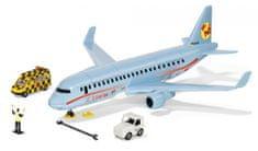 SIKU World - Zrakoplov i dodatna oprema