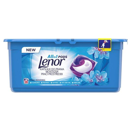 Lenor gelové kapsle Spring Awakening All In 1, 28 ks