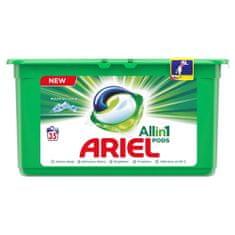 Ariel Mountain Spring Kapsle Na Pranie Prádla All In 1 35Praní