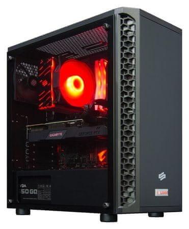 HAL3000 Alfa Gamer Ultimate 80S (PCHS2375)
