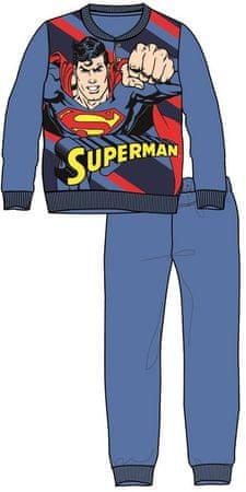 Disney by Arnetta piżama chłopięca Superman 104 niebieski