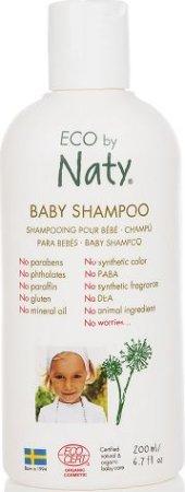 NATY Dětský ECO šampon 200 ml