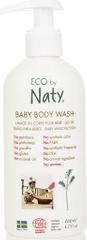 NATY Detské ECO tekuté mydlo 200 ml