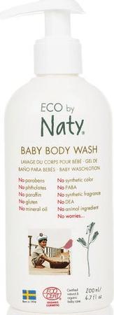 NATY Dětské ECO tekuté mýdlo 200 ml