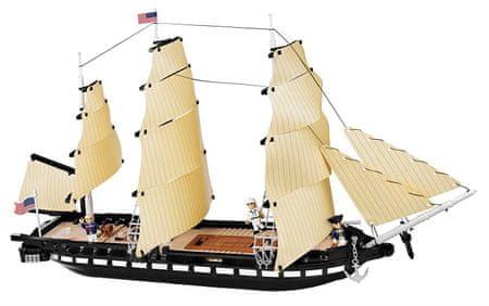 Cobi 21078 Smithsonian USS Constitution
