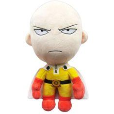 Cdiscount plyšová postavička Saitama - angry version