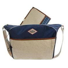 Kidzroom přebalovací taška Bliss, tmavě modrá