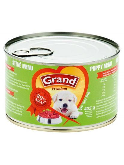GRAND Premium Štěně menu 405 g