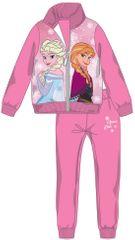Disney by Arnetta dívčí tepláková souprava Frozen