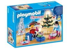 Playmobil 9495 Vánoční obývací pokoj