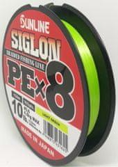 Zico SUNLINE šňůra SIGLON PEx8 150m - LGR nosnost: 10lb
