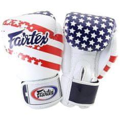 Fairtex Boxerské rukavice Fairtex BGV1 USA FLAG
