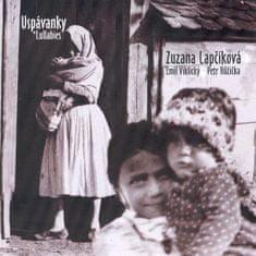 Lapčíková Zuzana: Uspávanky - CD
