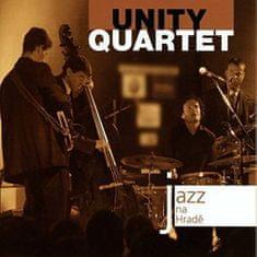 Unity Quartet: Jazz na Hradě - Unity Quartet - CD
