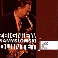Namysłowski Zbigniew: Jazz na Hradě - Zbigniew Namysłowski Quintet - CD