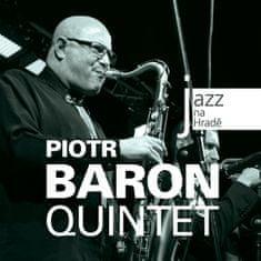 Baron Piotr: Jazz na Hradě - Piotr Baron Quintet - CD