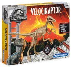 Clementoni Jurassic World 2 - Velociraptor