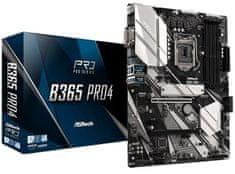 ASRock B365 Pro4, DDR4, USB 3.1 Gen1, LGA1151, ATX osnovna plošča