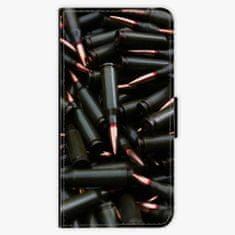 iSaprio Flipové pouzdro - Black Bullet - Huawei P20 Lite