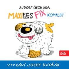 Dvořák Josef: Maxipes Fík komplet (3x CD) - CD