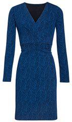 Smashed Lemon Dámske šaty 19639 Cobalt