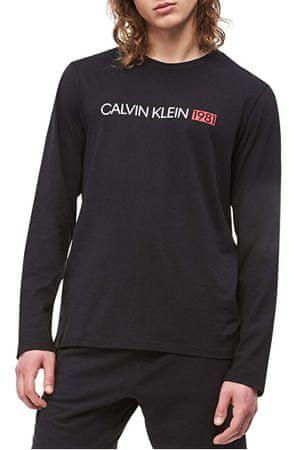 Calvin Klein Koszulka męska L / S Crew Neck NM1705E-001 (rozmiar M)