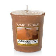 Yankee Candle Illatgyertya Meleg sivatagi szél (Warm Desert Wind) 49 g