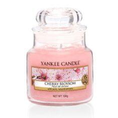 Yankee Candle Illatgyertya Classic Cseresznyefa virág (Cherry Blossom) 104 g - kicsi
