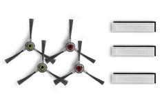 Ecovacs DA60-KTA oprema za Slim2, 4x stranske krtače + 3x filtri
