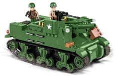 Cobi 2386 Small Army II WW M7 Priest 105 mm HMC
