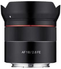 Samyang Samyang 18mm F2.8 AF pre Sony FE