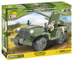 Cobi 2387 Small Army II WW 37 mm GMC M6 Fargo