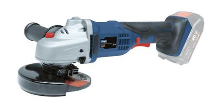 Scheppach CAD115-20LI akumulatorski kotni brusilnik, 20 V