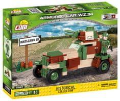 Cobi 2393 SMALL ARMY II WW páncélozott jármű 34
