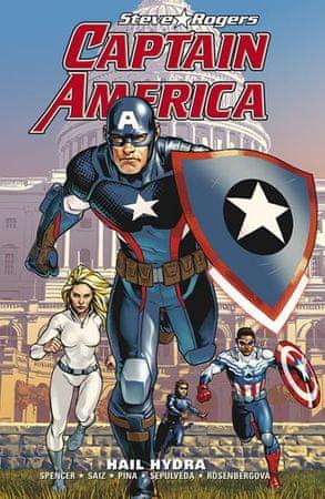 Spencer Nick: Captain America - Steve Rogers: Hail Hydra