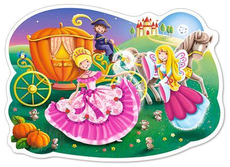 Castorland XXL db - Cinderella