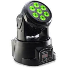 Stagg Stagg LED otočná hlavice 7x10W RGBW DMX