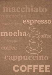 Lalee Kusový koberec Finca FIN 510 coffee