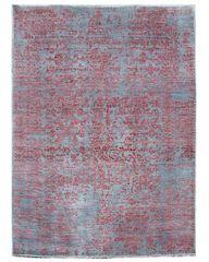 Diamond Carpets Ručně vázaný kusový koberec Diamond DC-JK 1 silver/pink