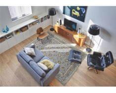 Diamond Carpets Ručně vázaný kusový koberec Diamond DC-M 2 Light grey/light grey